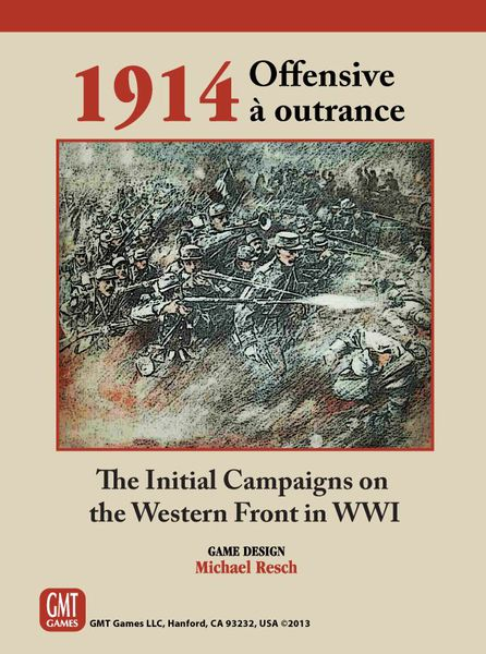 1914 : Offensive a Outrance