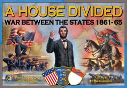 A House Divided : War Between the States 1861 - 1865
