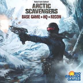 Arctic Scavengers and HQ and Recon Expansions