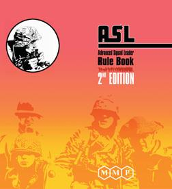 ASL Rulebook (Second Edition)