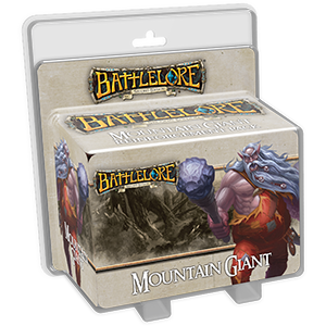 Battlelore 2nd edition - Mountain Giant