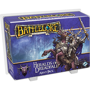 BattleLore (Second Edition) : Heralds of Dreadfall Army Pack