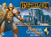 Battlelore (Second Edition) : Hernfar Guardians Army Pack