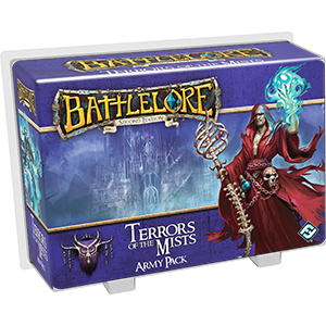 BattleLore (Second Edition) : Terrors of the Mists Army Pack