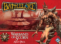 Battlelore (Second Edition) : Warband of Scorn Army Pack