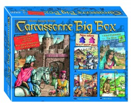 Carcassonne : Big Box  5 (2014)