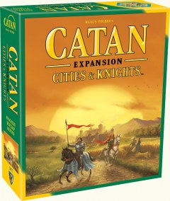 Catan : Cities and Knights
