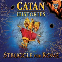 Catan Histories : Struggle for Rome