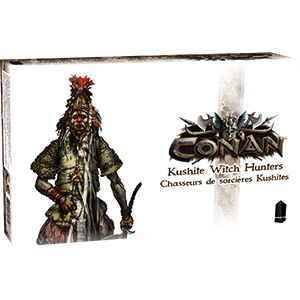 Conan : Kushite Witches