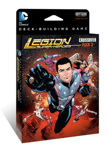 Dc Universe Deck Building Game Strategy