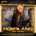 Homeland : The Board Game