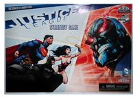 Justice League Strategy Game