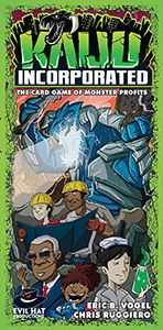 Kaiju Incorporated : The Card Game