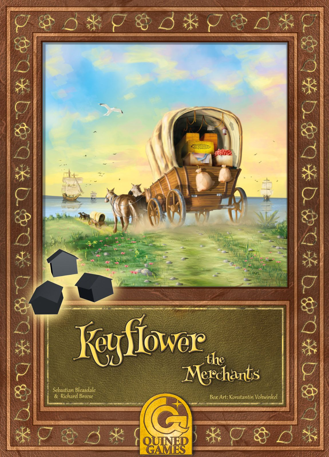 Keyflower : The Merchants
