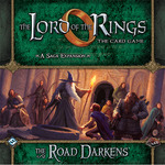 Lord of the Rings : The Card Game - A Saga Expansion - The Road Darkens