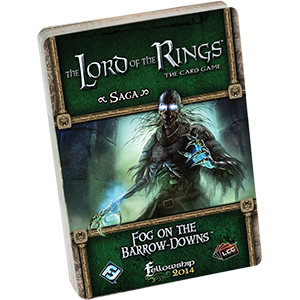 Lord of the Rings : The Card Game - Fog on the Barrow-dwons