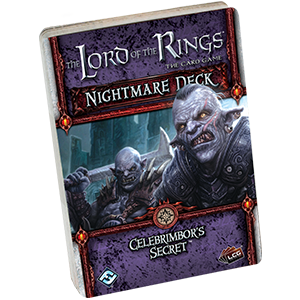 Lord of the Rings : The Card Game – Nightmare Deck – Celebrimor's Secret