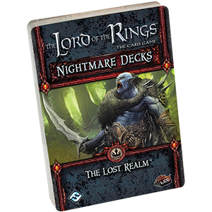 Lord of the Rings : The Card Game – Nightmare Decks - The Lost Realm