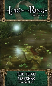 Lord of the Rings : The Card Game - The Dead Marshes
