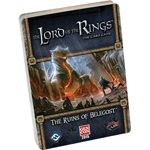 Lord of the Rings : The Card Game – The Ruins of Belegost