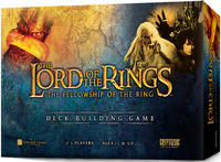 Lord of the Rings : The Fellowship of Ring The Deck Building Game