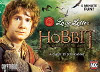 Love Letter : The Hobbit - The Battle of the Five Armies (Boxed Edition)