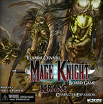 Mage Knight : Krang Character Expansion