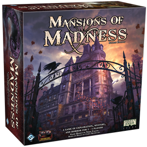Mansions of Madness  : Second Edition