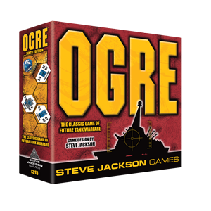 Ogre : Sixth Edition