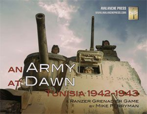 Panzer Grenadier : An army at dawn