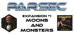 Parsec : Moons and Monsters