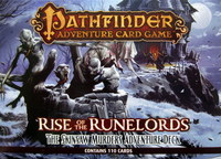 Pathfinder : Rise of the Runelords - Deck 2 - The Skinsaw Murders (Chinese 1st Printing)