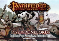 Pathfinder : Rise of the RuneLords - Deck 4 - Fortress of the Stone Giants