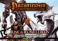 Pathfinder : Rise of the Runelords - Deck 5 - Sins of the Saviors