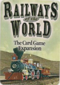 Railways of the World: The Card Game - Expansion
