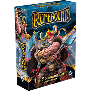 Runebound Third Edition : , The Mountains Rise