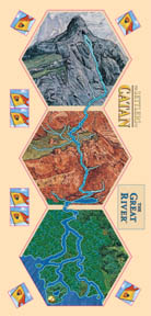 Settlers of Catan : The Great River