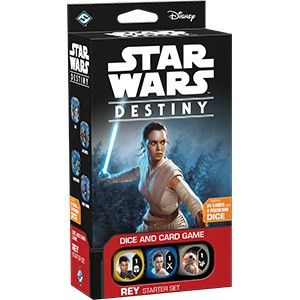 Star Wars Destiny : Rey Starter Set