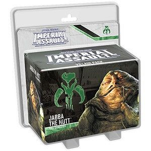Star Wars : Imperial Assault – Jabba the Hutt Villain Pack