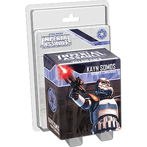 Star Wars : Imperial Assault - Kayn Somos