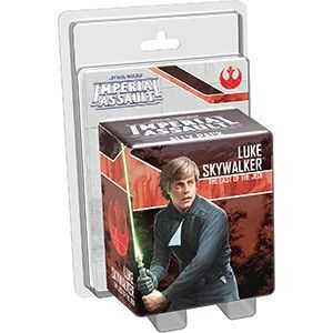 Star Wars : Imperial Assault – Luke Skywalker Ally Pack