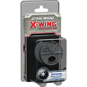 Star Wars X-Wing Miniatures : Imperial Maneuver Dial Upgrade Kit