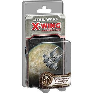 Star Wars X-Wing Miniatures : Protectorate Starfighter Expansion Pack