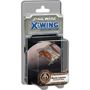 Star Wars X-Wing Miniatures : Quadjumper Expansion Pack