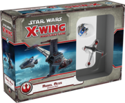 Star Wars X-Wing Miniatures : Rebel Aces