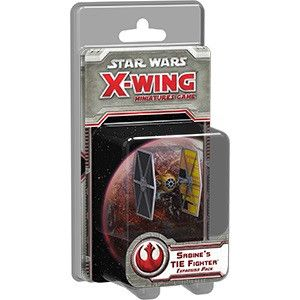 Star Wars X-Wing Miniatures : Sabine's TIE Fighter Expansion Pack