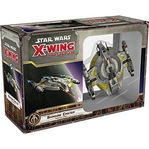Star Wars X-Wing Miniatures : Shadow Caster Expansion Pack
