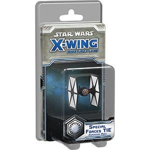 Star Wars X-Wing Miniatures : Special Forces TIE Expansion Pack