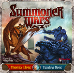 Summoner Wars : Battle Pack - Phoenix Elves vs Tundra Orcs