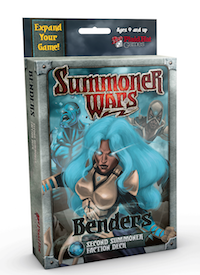 Summoner Wars : Bender Second Summoner